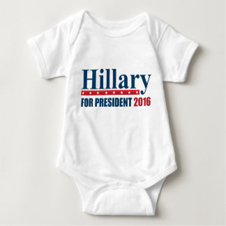Hillary Clinton For President Tee Shirt