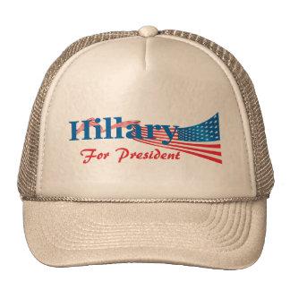 Hillary Clinton For President Trucker Hat