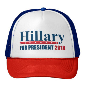 Hillary Clinton For President Trucker Hat