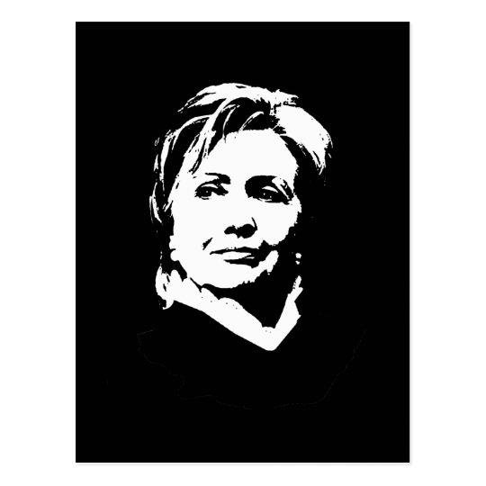 Hillary Clinton Gear Postcard