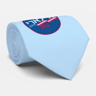 Hillary CLINTON Hebrew 2016 Tie