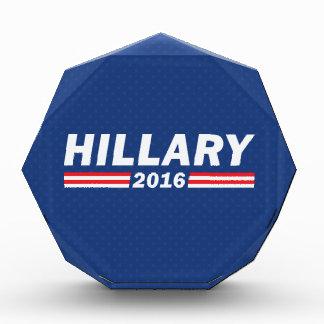Hillary Clinton, Hillary 2016 Awards