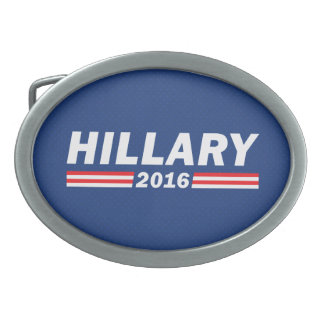 Hillary Clinton, Hillary 2016 Belt Buckle