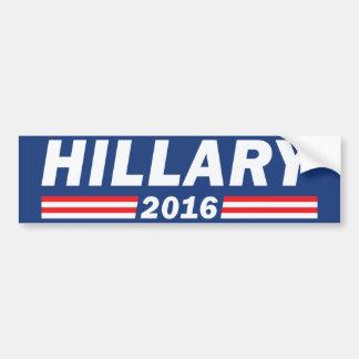 Hillary Clinton, Hillary 2016 Car Bumper Sticker