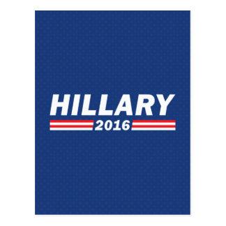 Hillary Clinton, Hillary 2016 Postcard