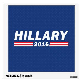 Hillary Clinton, Hillary 2016 Wall Sticker