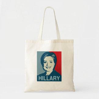 HILLARY CLINTON HOPE -.png Tote Bag