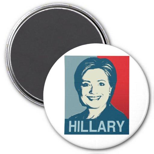 HILLARY CLINTON HOPE -.png Fridge Magnet
