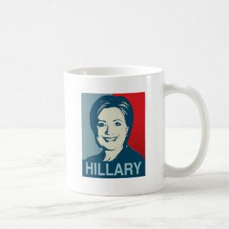 HILLARY CLINTON HOPE -.png Coffee Mug
