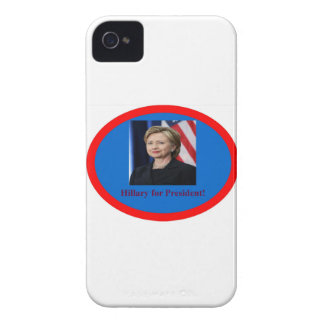 Hillary Clinton in 2016 iPhone 4 Cover