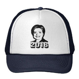 HILLARY CLINTON IN 2016.png Hat