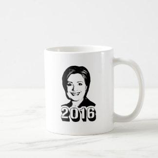HILLARY CLINTON IN 2016.png Coffee Mug