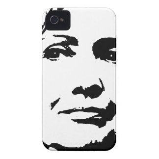 HILLARY CLINTON INK ART iPhone 4 CASES