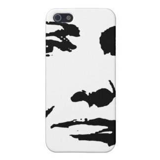 HILLARY CLINTON INK ART COVER FOR iPhone 5