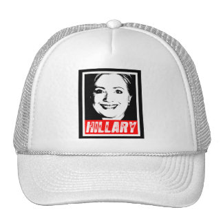 HILLARY CLINTON INK ART.png Hat