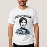 Hillary Clinton is my homegirl T Shirt