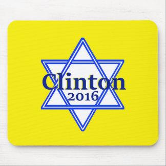 Hillary CLINTON Jewish 2016 Mouse Pad