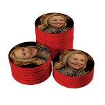 Hillary Clinton Juego De Fichas De Póquer