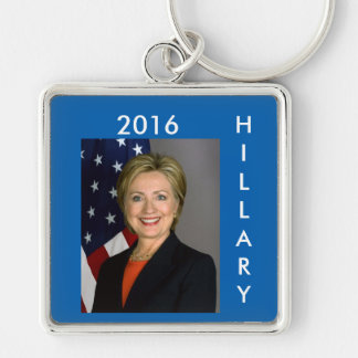 Hillary Clinton Key Ring