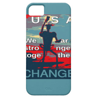 Hillary Clinton latest campaign slogan for 2016 iPhone SE/5/5s Case