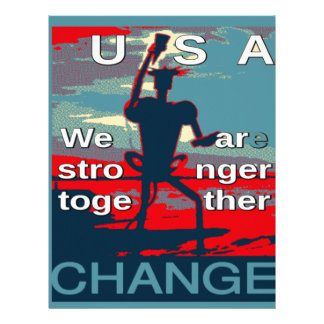 Hillary Clinton latest campaign slogan for 2016 Letterhead