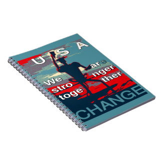 Hillary Clinton latest campaign slogan for 2016 Notebook