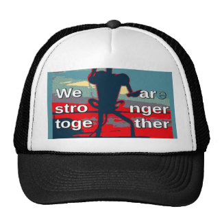 Hillary Clinton latest campaign slogan for 2016 Trucker Hat
