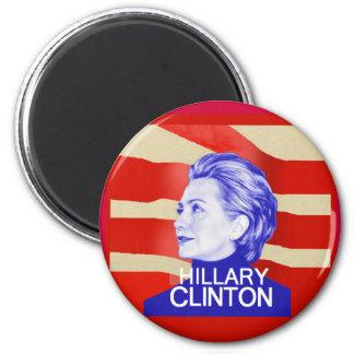 Hillary Clinton Magnet