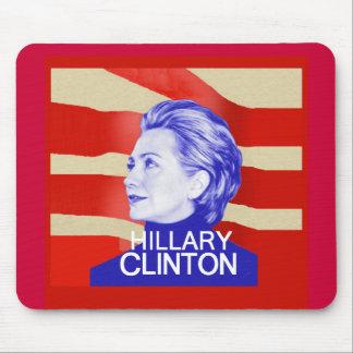 Hillary Clinton Mousepad