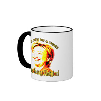 Hillary Clinton Mug