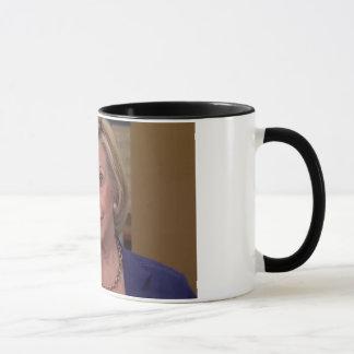 Hillary Clinton Not Trustworthy Mug