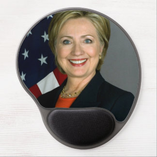 Hillary Clinton Official Portrait Gel Mouse Pad