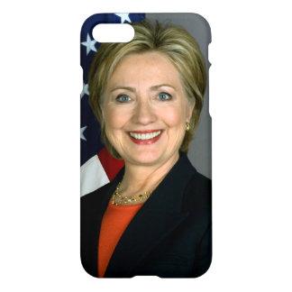 Hillary Clinton Official Portrait iPhone 7 Case