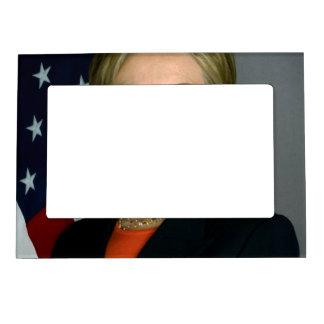 Hillary Clinton Official Portrait Magnetic Photo Frames