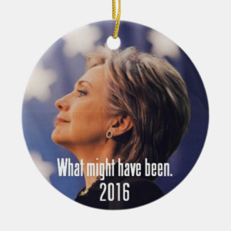 Hillary CLINTON Ornament