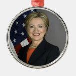 Hillary Clinton Ornamento Para Reyes Magos