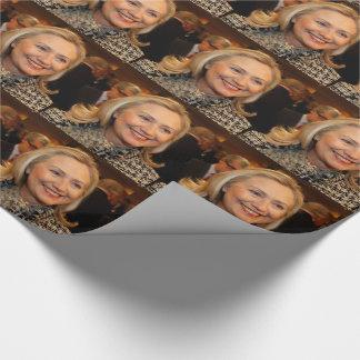 Hillary Clinton Papel De Regalo
