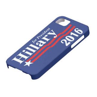 Hillary Clinton para el caso 2016 del iPhone 5 del iPhone 5 Protector