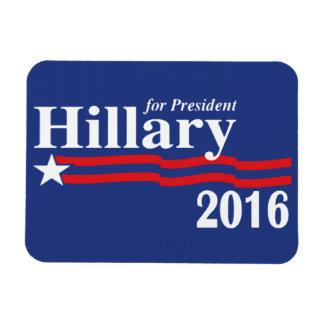 Hillary Clinton para el imán del presidente 2016 p