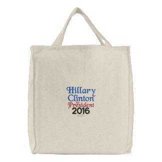 Hillary Clinton para el presidente 2016 Bolsa