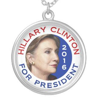 Hillary Clinton para el presidente 2016 Grímpola