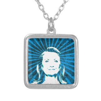 Hillary Clinton para el presidente 2016 Grimpola Personalizada