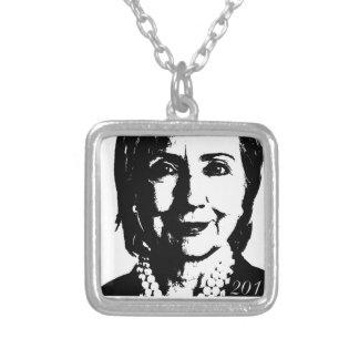 Hillary Clinton para el presidente 2016 Colgante