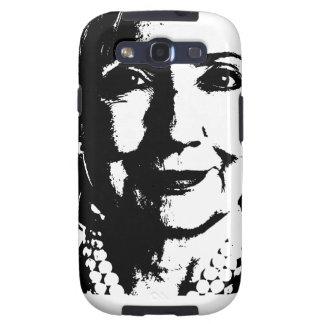Hillary Clinton para el presidente 2016 Galaxy S3 Protector