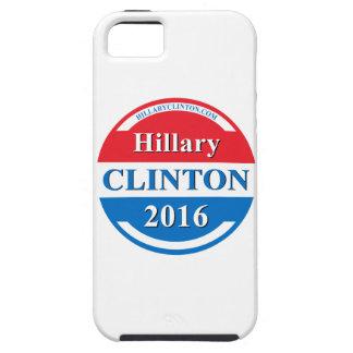 Hillary Clinton para el presidente 2016 iPhone 5 Protectores