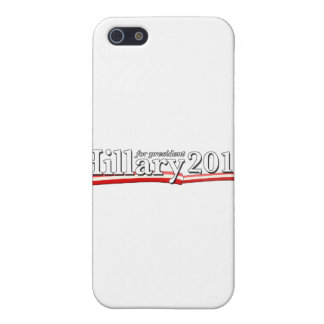 Hillary Clinton para el presidente 2016 iPhone 5 Carcasa