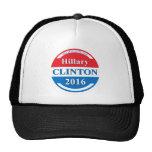 Hillary Clinton para el presidente 2016 Gorras