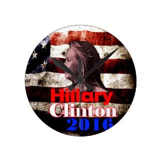 Hillary Clinton para el presidente 2016 Reloj