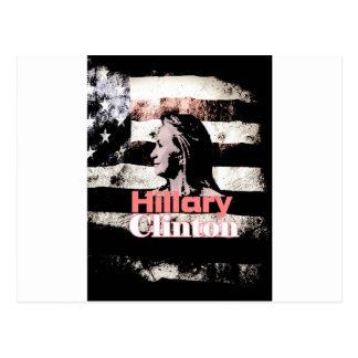 Hillary Clinton para el presidente 2016 Postales