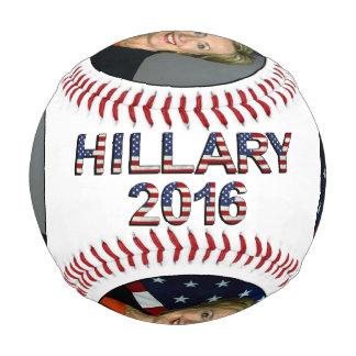 Hillary Clinton para el presidente béisbol 2016